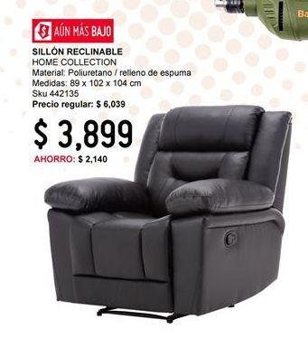 Oferta de Sillón por $3899