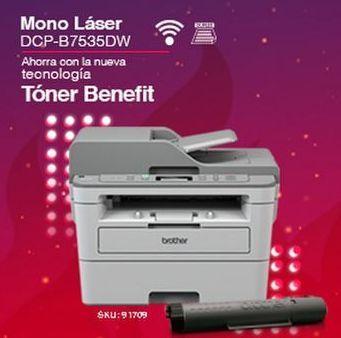Oferta de Impresora láser Brother por