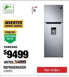 Oferta de Refrigeradores Samsung por $9499