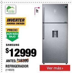 Oferta de Refrigeradores Samsung por $12999