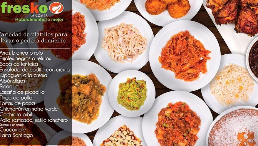 Oferta de Comida mexicana por