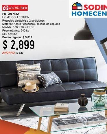 Oferta de Sofá Home Collection por $2899