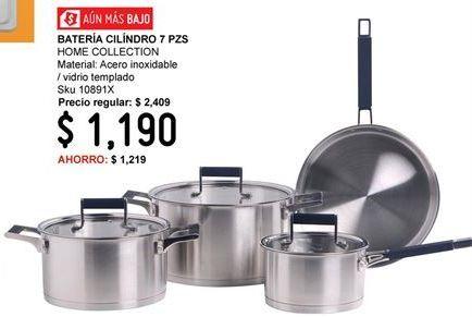 Oferta de Batería de cocina Home Collection por $1190
