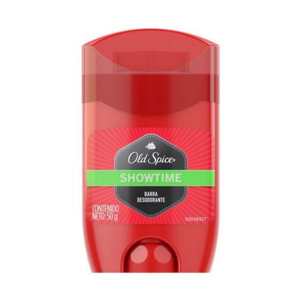 Oferta de Old Spice Desodorante Barra Showtime 50 gr por $31.43