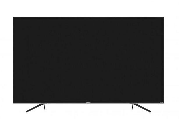Oferta de Pantalla 65 4k Smart Roku Tv por $18999