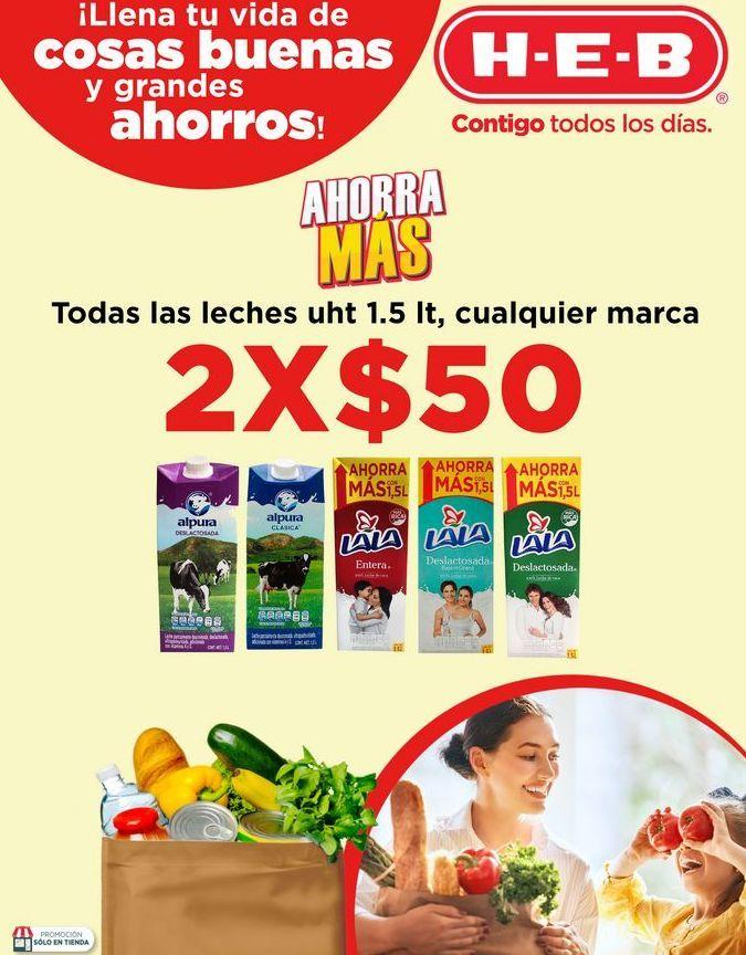 Oferta de Leche Alpura por $50