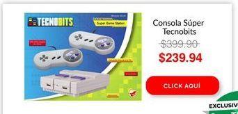 Oferta de Consolas por $239.94