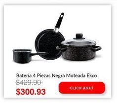 Oferta de Batería de cocina Ekco por $300.93