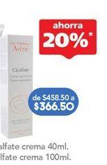 Oferta de Crema regeneradora Avène por $366.5