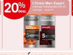 Oferta de Crema hidratante L'Oréal por