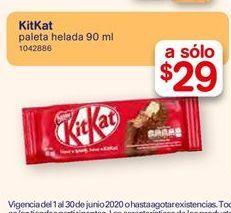 Oferta de Chocolate Nestlé por $29
