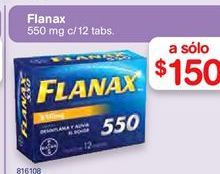 Oferta de Medicamentos Flanax por $150