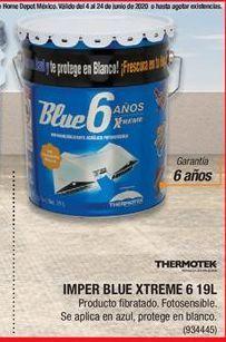 Oferta de Pintura impermeable Thermotek por