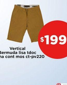 Oferta de Bermudas por $199