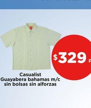 Oferta de Camisa hombre por $329