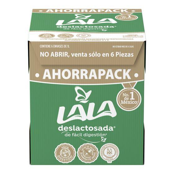 Oferta de Uht Deslactosada 6 Pack 6 lt por $119