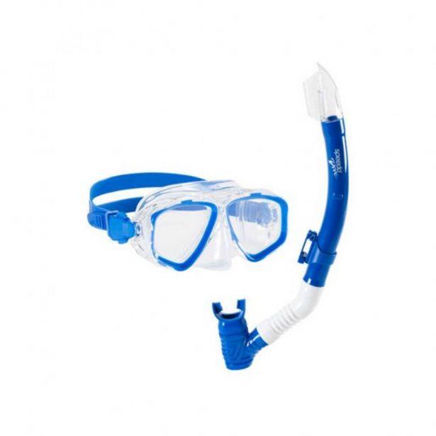 Oferta de Set de máscara y snorkel Speedo Adventure por $999
