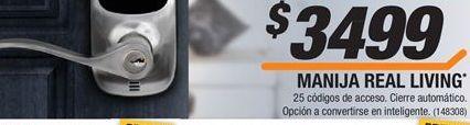 Oferta de Cerradura por $3499
