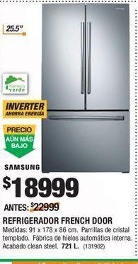 Oferta de Refrigeradores Samsung por $18999