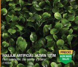 Oferta de Plantas artificiales por