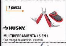 Oferta de Herramientas Husky por