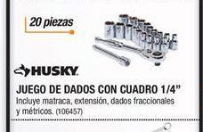 Oferta de Destornillador Husky por