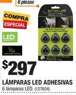 Oferta de Lámpara led por $297