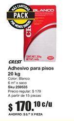 Oferta de Adhesivos por $170.1