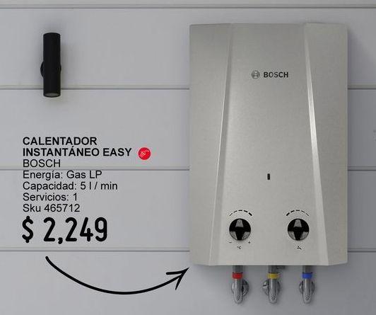 Oferta de Calentador Bosch por $2249
