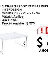 Oferta de Organizador InterDesign por $379