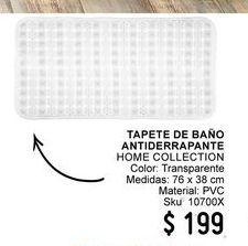 Oferta de Tapetes Home Collection por $199