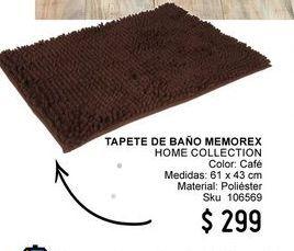 Oferta de Tapetes Home Collection por $299