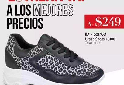 Oferta de Tenis mujer Price Shoes por $249