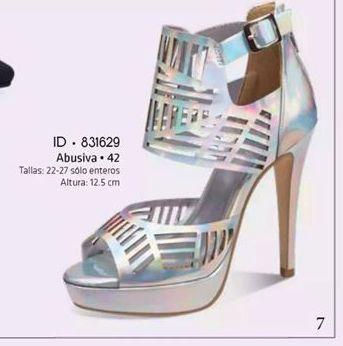 Oferta de Zapatos mujer Price Shoes por $299