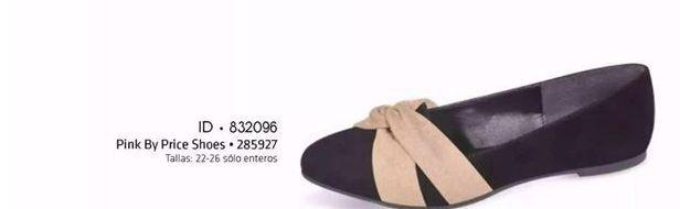 Oferta de Zapatos mujer Price Shoes por $199