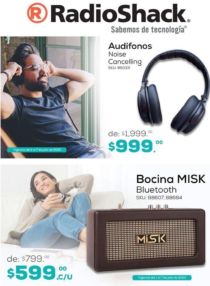 Oferta de Auriculares inalámbricos Radioshack por