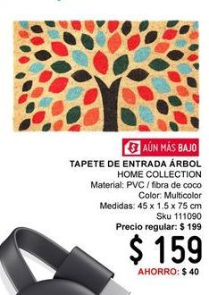 Oferta de Tapetes Home Collection por $159