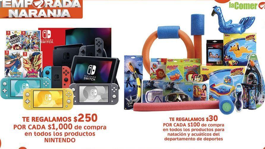 Oferta de Nintendo Switch Nintendo por