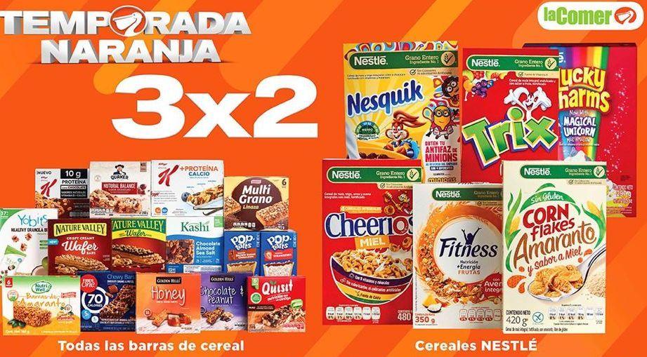 Oferta de Cereales Nesquik por