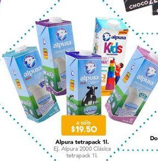 Oferta de Leche Alpura por $19.5