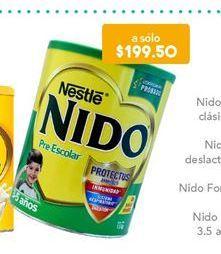 Oferta de Leche en polvo Nido por $199.5
