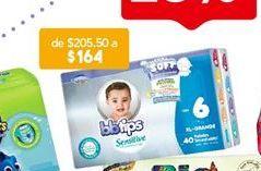Oferta de Pañales BBtips por $164