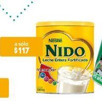 Oferta de Leche en polvo Nido por $117