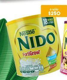 Oferta de Leche en polvo Nido por $250