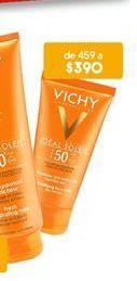 Oferta de Protector solar Vichy por $390