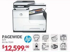 Oferta de Impresoras HP por $12599