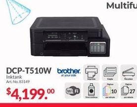 Oferta de Impresora multifunción Brother por $4199