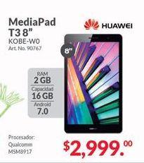 Oferta de Tablet Android Huawei por $2999