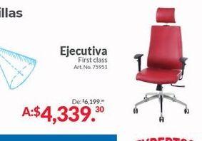 Oferta de Silla de oficina por $4339.3