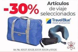 Oferta de Almohada de viaje Travel Blue por